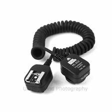 Pixel FC-312 3M de largo de Zapata Cable TTL para Nikon SB-900, SB-800, 600 como SC-28