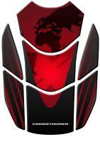 TANK PAD PARASERBATOIO HONDA CROSSTOURER VFR1200X PRE-011 (Red)