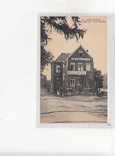 B82189 heer agimont cafe belle vue prop van clef  netherland front back image