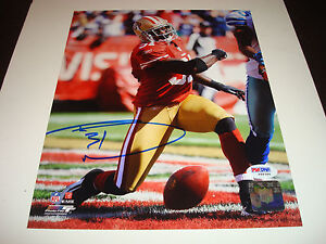 Donte Whitner Signed SF San Francisco 49ers 8x10 Photo PSA/DNA COA Autographed b
