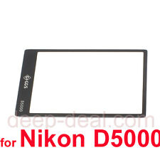 GGS LCD Optical Glass Screen Protector for Nikon D5000