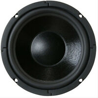 "NEW 6.5"" Woofer Speaker.Replacement.8ohm.Home Audio Driver.6-1/2"".six inch.6.5in"