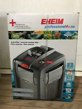 Eheim Pro 4+ 250 2271 Canister Filter 250 GPH  All Media included PLUG AND PLAY