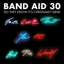 BAND AID 30 - DO THEY KNOW IT'S CHRISTMAS? 2014 [SINGLE] NEW CD