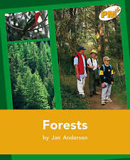 PM Plus Non Fiction Level 22&23 Our Environment Mixed Pack X6 Gold: Forests PM P