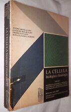 LA CELLULA Biologia e fisiologia Vol 1 Andre Berkaloff Pierre Favard Lacroix di