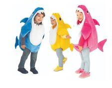 Baby Shark Daddy Shark Romper Costume Infant 2T  US Seller