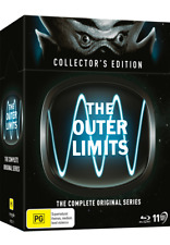 The Outer Limits - Complete Original Series Limited Collectors Edition Blu Ray