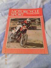 Motorcycle Sport/tz250,tz500/honda cbr250rs/xl250,500/xr250,500/cr125,480/xt250