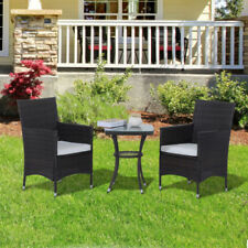 Outsunny Steel Garden & Patio Furniture Sets