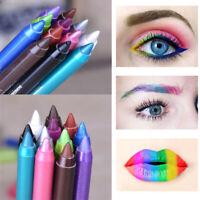 Pigment Natürliche Eyeliner Pen Wasserdicht Werkzeuge zum Schminken Kosmetik A