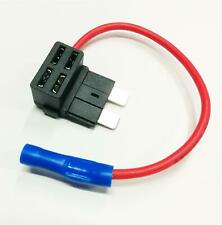 Add-A-Circuit Fuse Piggy-Back Standard Blade Fuse Holder Ato Atc For Vauxhall