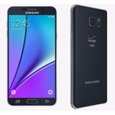 Samsung Galaxy Note 5 SM-N920V 4+32GB Smartphone GSM Unlocked 4G Cell Phone 16MP