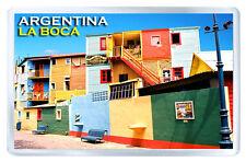 LA BOCA ARGENTINA FRIDGE MAGNET SOUVENIR IMAN NEVERA