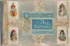 Albums: Period Loose Collectable Trade Cards