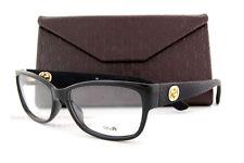 Brand New GUCCI Eyeglass Frames 3790 LWD Black Men Women 100% Authentic