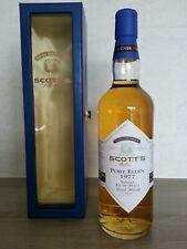 Whisky Port Ellen 1977 Scott's Selection