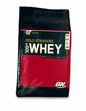 Optimum Nutrition Gold Standard 10LBS Whey Chocolate 10 lbs bag 10lb 4.5kg 4.5kg