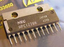 uPC1278H Dual Audio Power Amplifier 2x2.5W, NEC