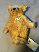 Steiff Classic 1906 Teddybär 25 Moh. rotblond / Knopf im Ohr Teddy Bär 000119