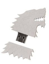 GAME OF THRONES: HOUSE STARK 4GB LOOT CRATE EXCLUSIVE USB THUMB DRIVE