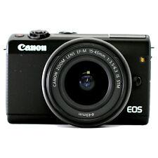 Canon EOS M100 24.2MP CMOS Full HD Mirrorless Digital Camera with 15-45mm Lens