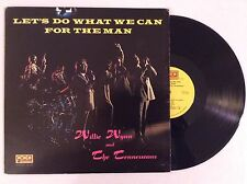 WILLIE WYNN AND THE TENNESSEANS Let's Do What We Can For The Man vinyl LP