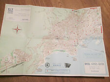 Sheet and Folded Maps for European Region