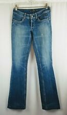 Serfontaine Womens Jeans Size 25 Distressed