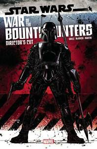 Star Wars Bounty Hunters Alpha Director Cut #1 | Select Covers | NM 2021 Marvel