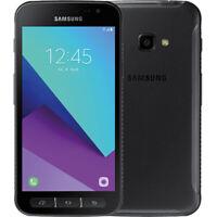 Samsung  Galaxy XCover 4 - 16GB - Schwarz (Ohne Simlock) Smartphone