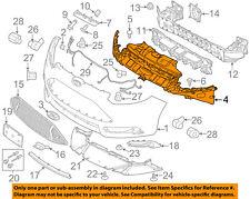FORD OEM 13-14 Focus Front Bumper Grille-Support CM5Z17C897B