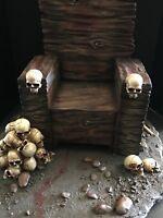 TBLEAGUE Chair & Base HELL ON HEARTH DEATH DEALER 2nd VER 1/6 ACTION FIGURE TOYS