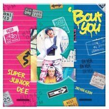 Super Junior D&E-[Bout You] Random CD+Broschüre+FotoKarten+Free gift Poster