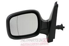 Außenspiegel Seitenspiegel links manuell Renault Kangoo Fc0/Kc0 01- Neu ab Lager