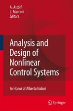 Analysis and Design of Nonlinear Control Systems | 2007 | englisch | NEU
