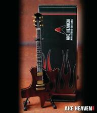 Axe Heaven BG-320 Billy Gibbons Custom Big Texas Miniature Guitar w/ stand