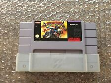 Sunset Riders (Super Nintendo, SNES) Cart Only - Tested - Authentic