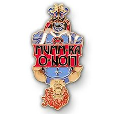 Lion-O Mumm-Ra Thundercats Flip Limited Edition Lapel Hat Enamel Pin 1.75""