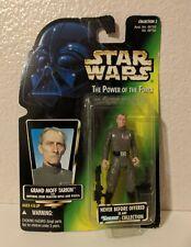 Star Wars Grand Moff Tarkin Action Figure Power Force POTF Hologram Kenner