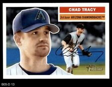 2005 Topps Heritage #13 Chad Tracy Diamondbacks 8 - NM/MT