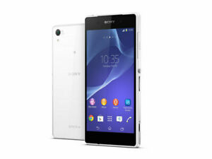 "Original Sony Xperia Z2 D6503 5.2"" 4G LTE Wifi 20MP 16GB Touchscreen Phone"