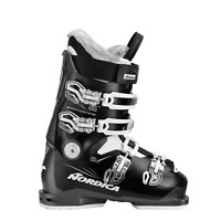 Nordica Sport machine 65 Ski Boots Black Size Mondo 25.5 UK 6.5 US 7.5 295mm*RCP