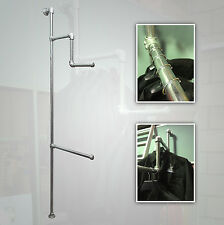 Clothing Rail Kit - Reclaimed Scaffold Clothes Rack Vintage Industrial Designer