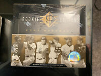 2007 Upper Deck SP Rookie Edition Baseball Box 14ct Factory Sealed Hobby