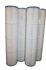 4 Pack Filters Replace PCC130 Cartridge Pentair Clean & Clear 520 R173578 C-7472