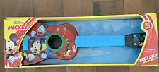 New listing Disney Junior Mickey Mouse Clubhouse Play Guitar Musical Instrument Toy New