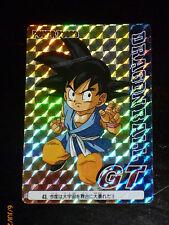 DRAGON BALL Z GT DBZ AMADA PP PART 30 CARDDASS CARD PRISM CARTE 43 HARD JAPAN M