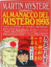 MARTIN MYSTÈRE almanacco del mistero 1993 ottimo
