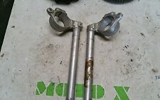 1998 98 SUZUKI GSXR 750 SRAD GSXR750 GSX-R750 CLIPONS CLIPON BAR BARS HANDLE